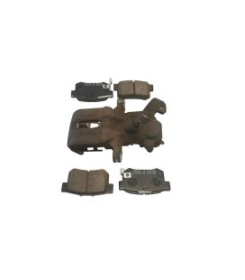 Brake Caliper and Pads Left Rear Sports 2006 to 2010