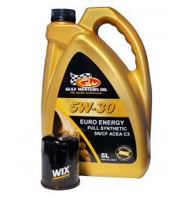 Engine Oil Pack 5W-30 NZ 2005-2010