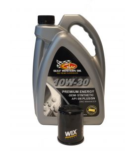 Engine Oil Pack 10W-30 NZ 2005-2010
