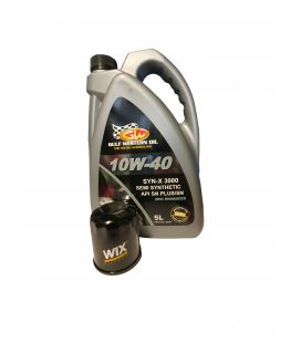 Engine Oil Pack 10w 40 Jap Import 2005-2010