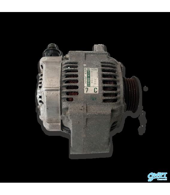Alternator 2008 to 2010 K12B Engine