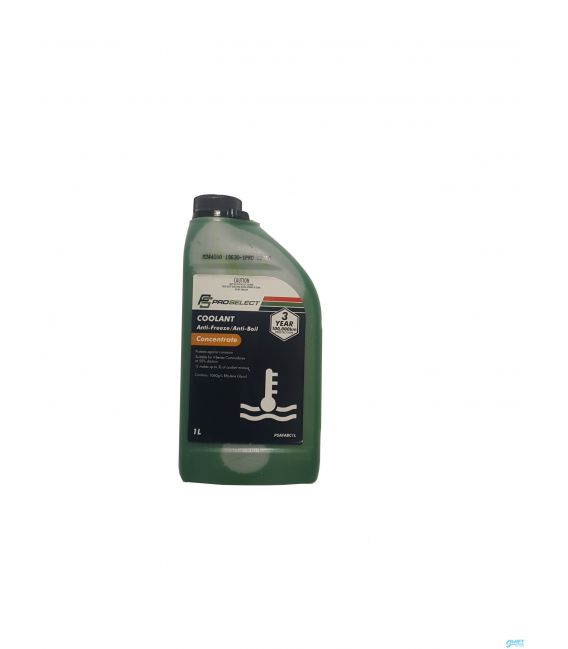 Engine Coolant Green 2004 to 2016