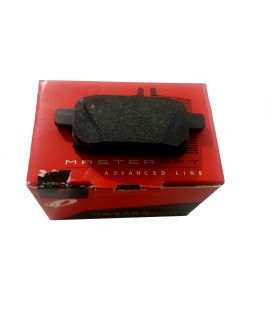 Brake Pads Rear Remsa 2010-2017
