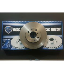 Brake Rotors Front A Pair 2004 to 2010