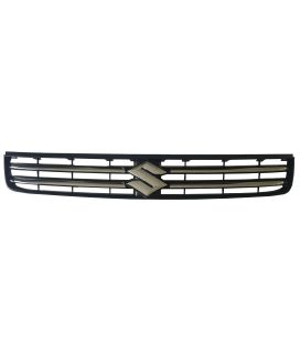 Bumper Front New Genuine Top Chrome Grille 2007 to 2010
