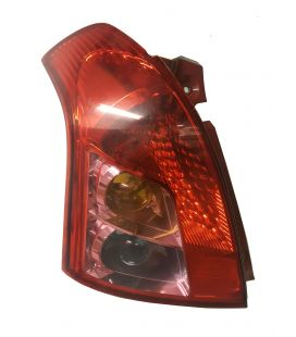 Tail Light Left Hand 2007 to 2010