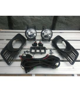 Fog Light Kit 2007-2010 Suzuki Swift