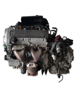 Engine M15A 2006 to 2010 (Used)