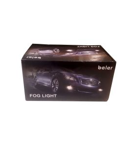 Fog Light New A Pair 2004 to 2017
